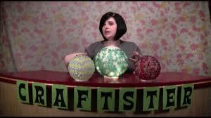 Garden Gazing Globes How To Make Sparkly Garden Gazing Balls Youtube