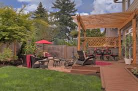 Landscape Deck Patio Designer 20 Landscaping Deck Design Ideas For Small Backyards Style