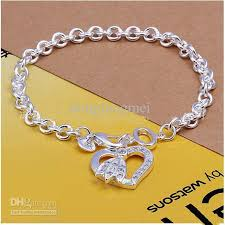 bracelet women silver images Dssb 066 hotwomen 39 s 925 sterling silver bracelet 925 silver jpg