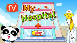 baby panda u0027s hospital by baby bus game for kids free download