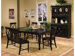Kathy Ireland Dining Room Set Intercon Dining Room Roanoke Four Leg Dining Table