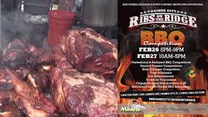 ribs on the ridge 2016 promo youtube