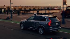 volvo headquarters uber launches self driving pilot in san francisco with volvo cars