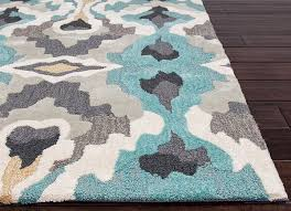 Ikat Area Rug Chapman Turquoise Area Rug Products Rugs And Turquoise Rug