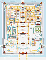 the forbidden city u2014 9999 rooms for 14 emperors
