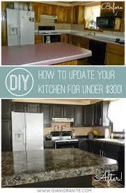 Diy Kitchen Countertop Ideas by How To Repaint Bathroom Countertops Using Rustoleum Countertop