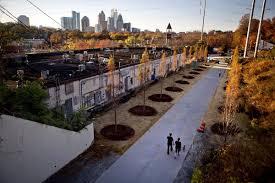 Low Income Housing Application In Atlanta Ga Atlanta U0027s Beltline A Transformative Urban Redevelopment