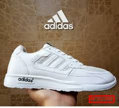 Sepatu Adidas Yg Terbaru 20 model sepatu adidas putih paling kece dan hits baju terbaru