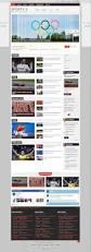 it sporty 3 joomla magazine template for olympic sports news