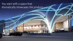lexus showroom lexus dealership designed by gensler youtube