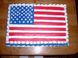 Flag Cake Images American Flag Cake Cakecentral Com