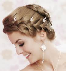 Hochsteckfrisuren Braut Locken by Brautfrisuren Inspiration Für Alle Haartypen