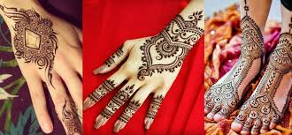 25 bridal eid mehndi designs for front back