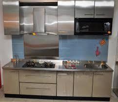 kitchen cabinet stainless steel stunning stainless steel kitchen cabinets stainless steel kitchen