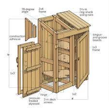 free shed plans wood shop