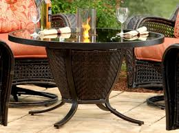Agio Patio Set Fire Pits And Chat Groups The Patio Furniture Trend For 2011