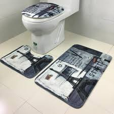 Cheap Bathroom Rugs And Mats by Online Get Cheap Toilet Seat Cover U0026amp Bathroom Set Aliexpress