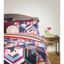 kaleidoscope bedroom range duvet covers george at asda
