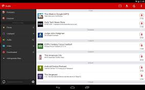 free podcasts for android best 5 android podcast manager enjoy every free moment
