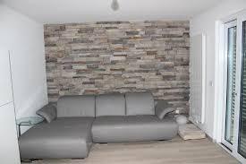 steinwand wohnzimmer fliesen steinwand wohnzimmer mit beleuchtung villaweb info