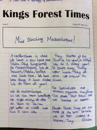 big writing paper kings forest primary school kingswood bristol blog archive img 0669