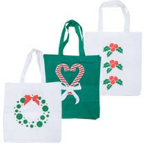 bulk christmas bags 9 best painted christmas bags images on christmas
