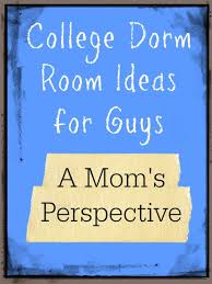 College Dorm Room Rules - college dorm room ideas for guys a mom u0027s perspective