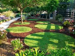 small gem lawns more impact from less grass