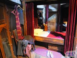 gryffindor bedroom a visit to warner bros studio tour london the making of harry