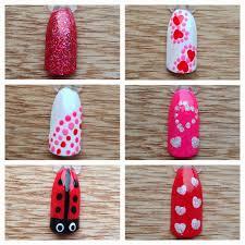 valentines nail art mammaful zo beauty fashion lifestyle