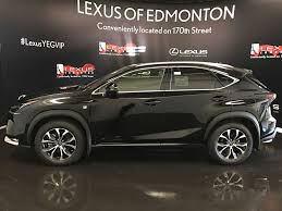 used lexus nx for sale canada new 2017 lexus nx 200t f sport series 1 4 door sport utility in