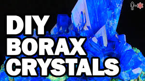 crystals diy borax crystals man vs science 5 youtube