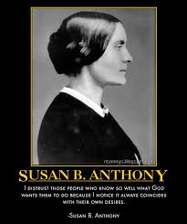 political memes susan b anthony american civil rights leader