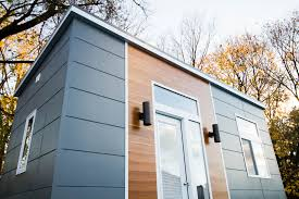 mid century modern tiny house by liberation tiny homes 48k