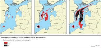 European Time Zones Map by Ocean Oxygen Content U2014 European Environment Agency