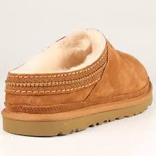 ugg neuman slippers on sale s neuman slippers chestnut