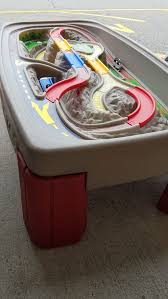 train table with cover train car activity table with cover baby kids in rowley ma