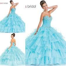 quinceanera dresses 2016 light sky blue quinceanera dresses 2016 hot sales prom gowns