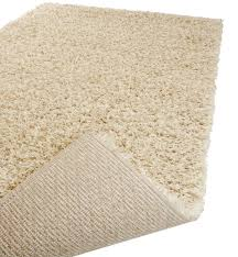 Cream Round Rug by Novo Shaggy Rugs Hall Runners And Round Rugs Cream And Beige