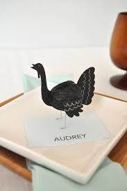 Design Your Own Place Cards 9 Diy Place Cards For Your Thanksgiving Table Splash