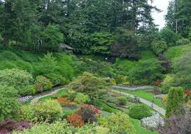 Rock Quarry Garden Sunken Gardens In Rock Quarry Picture Of The Butchart