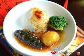 cuisiner concombre oeuf de pigeon au concombre de recette chinoise