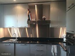 plaque aluminium pour cuisine plaque adhesive credence plaque adhacsive inox cuisine credence