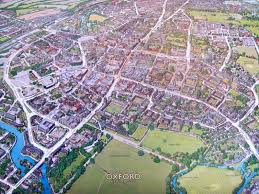 Oxford England Map by Things To Do In Oxford Uk Cheeky Jaunt