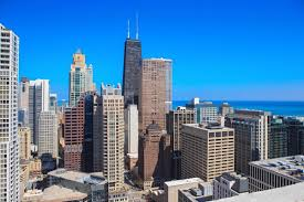 Chicago Magnificent Mile Hotels Map by Chicago Marriott Downtown Magnificent Mile