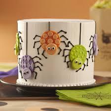 Cute Halloween Cake Spider Cake Wilton
