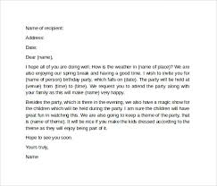 wedding wishes letter format sle invitation letter 17 free documents in pdf word