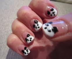 nail art design ideas 55 most amazing black and white nail art