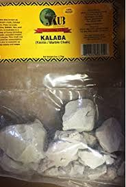 edible white dirt s white dirt of kaolin clay chunks