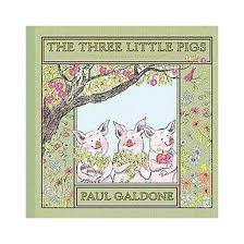 pigs folk tale classic library paul